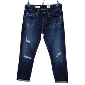 AG Adriano Goldschmied Ex Boyfriend Slouchy Jeans
